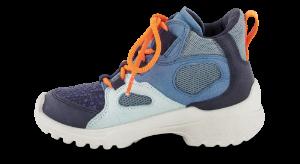 ECCO barnestøvlett blå 763122 XPERFECTI