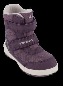 Viking Babystøvler Lilla 3-80422 Albatros