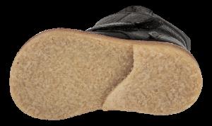Angulus barnestøvlett sort 2025-101