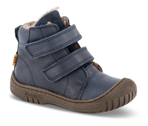Bisgaard Babystøvler Blå 60332.220