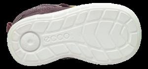 ECCO babystøvle lilla 754211 FIRST