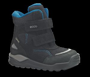 ECCO barnestøvlett sort 754751 URBAN MIN