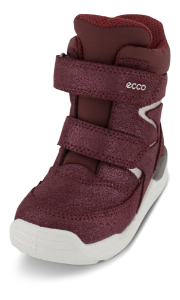ECCO Babystøvler Bordeaux 75477105480  URBAN MIN