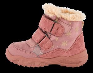 Superfit Babystøvler Rosa 1-009226