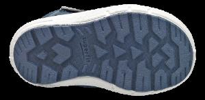 Superfit barnestøvlett blå kombi 3-09308 Groovy