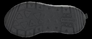 Viking børnestøvle sort 3-88310 Flinga