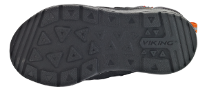 Viking børnestøvle sort 3-88300 Asak