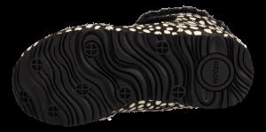 Woden Wonder børnestøvle sort/hvid WW3300
