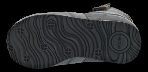 Woden Wonder børnestøvle grå WW4200