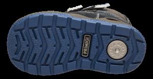 Primigi børnestøvle blå/grå 43696