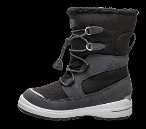 Viking barnestøvlett sort/grå 3-86030 Totak