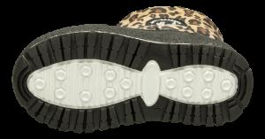 LEAF  børnestøvle leopard LILSB101E