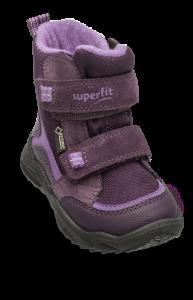 SuperFit barnestøvlett lilla 509235