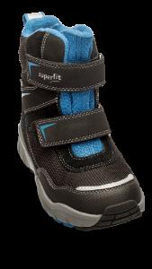 SuperFit barnestøvlett sort 509170