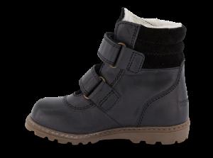 Bundgaard barnestøvlett sort BG303020C