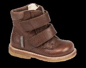 Angulus barnestøvlett brun 2025-101
