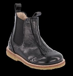 Angulus barnestøvlett sort 6024-101