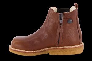 Angulus barnestøvlett brun 6065-101