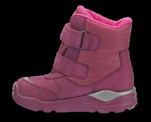 ECCO barnestøvlett rosa 754701 URBAN MIN