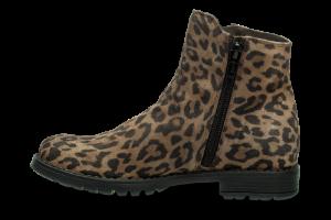 MiaMaja barnestøvlett leopard