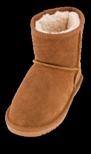 Rugged Gear barnestøvlett brun Bamsestøvlett 20106 Kids