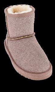 Rugged Gear barnestøvlett gammelrosa 20108 Bondi Glit