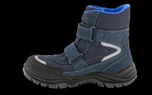 KOOL marineblå vinterstøvlett 5621500950
