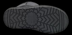 Rugged Gear barnestøvlett sort 20108 Bondi Glit
