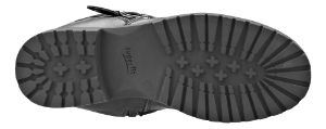Superfit barnestøvlett sort 809175