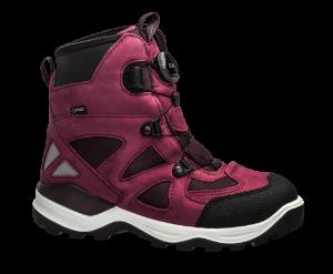 ECCO barnestøvlett rosa 710233 SNOW MOUN