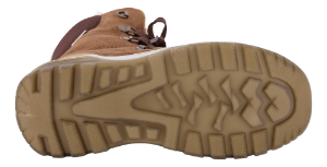 MiaMaja barnestøvlett brun