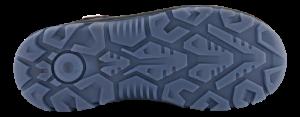 KOOL barnestøvlett blå/sort