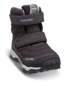 Viking barnestøvlett lilla 3-85650 Bifrost