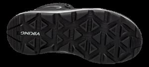 Viking barnestøvlett sort/grå 3-88130 Espo Boa