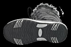 LEAF barnestøvlett sort LFROS201A