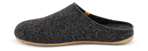 Zafary tøfler mørk grå 6011500320