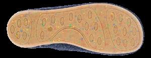 Zafary marineblå tøfler 6011500350