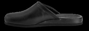 Rohde herretøffel sort 6600