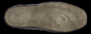 Zafary herre-tøffel sort