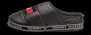 Tommy Hilfiger tøffel sort FM0FM02004
