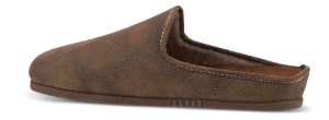 Zafary herretøffel brun
