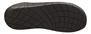 Rohde herretøffel mørkegrå 6650