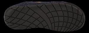 Rohde herretøffel marineblå 6650