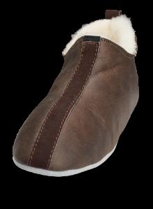 Shepherd herrehjemmesko brun 6201