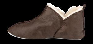 Shepherd herrehjemmesko brun 6201.HENRIK3