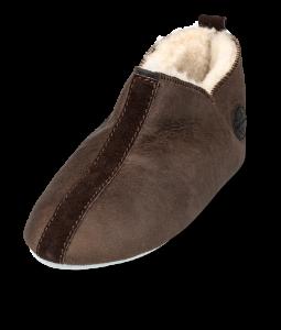 Shepherd herretøffel brun 6201.HENRIK3