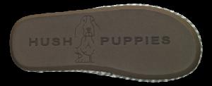 Hush puppies dametøffel offwhite 4801