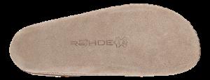 Rohde dametøffel 6130