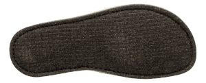 Sanita dametøfler grågrønn 460002