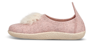 Zafary dame-tøffel rosa